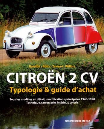 01 citroen 2cv typologie et guide d achat
