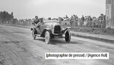 1920 Citroën victoire grand prix conso Le Mans