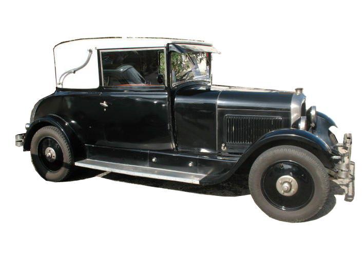 1927 Citroën B14 faux cabriolet