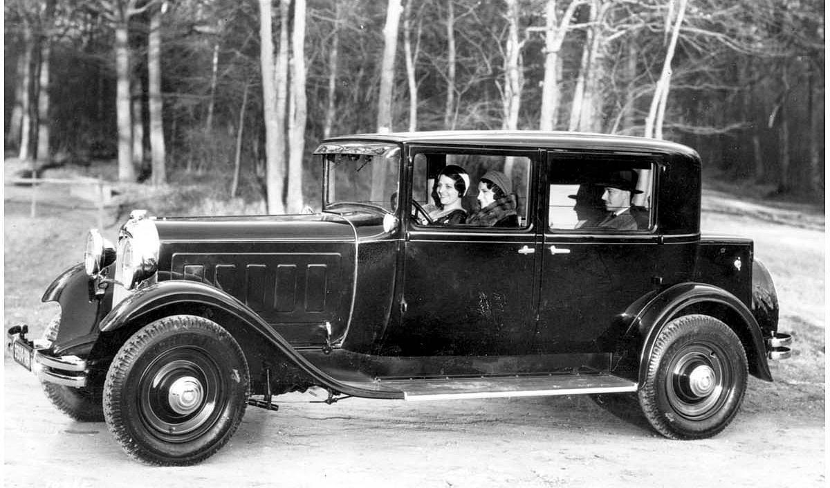 1931 c6 cgl