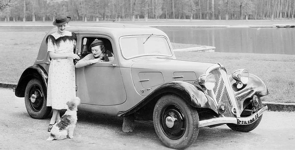 1934 traction