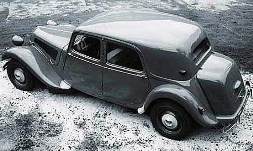 1952 traction malle bombee