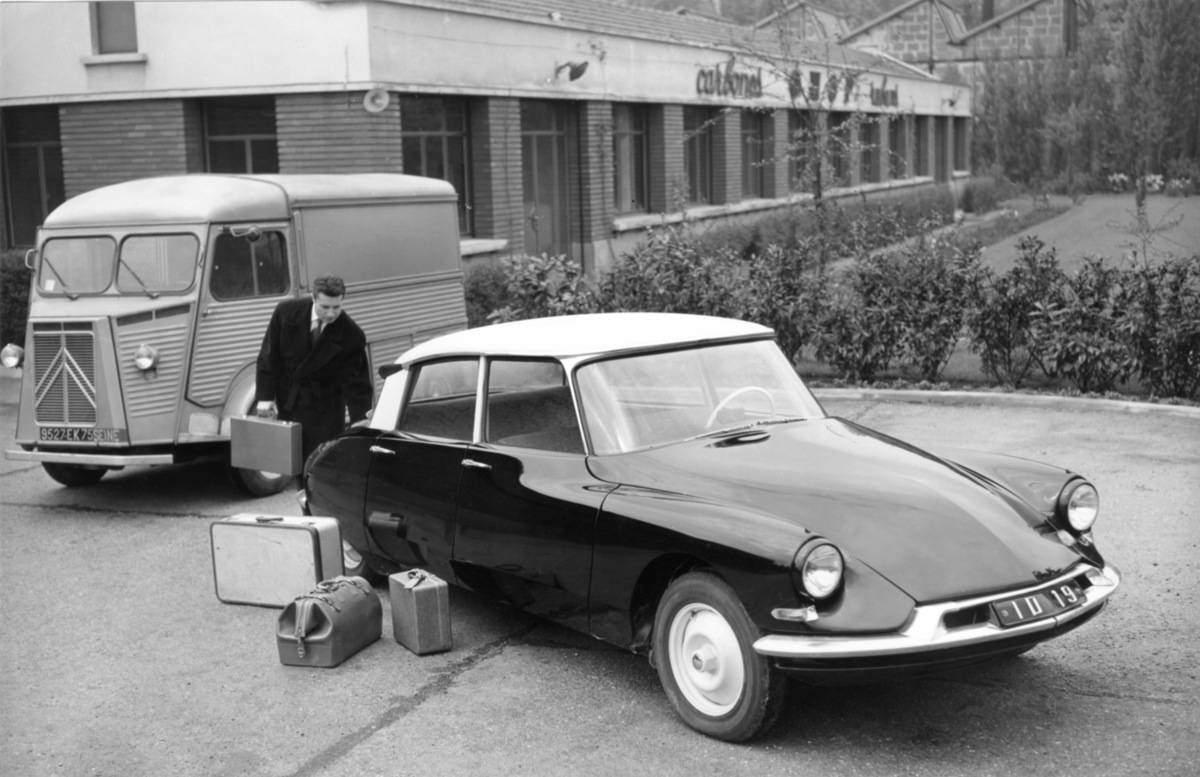 1957 citroen id 19 1957 1959