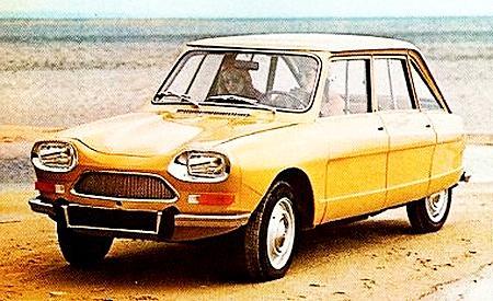 1969 ami8