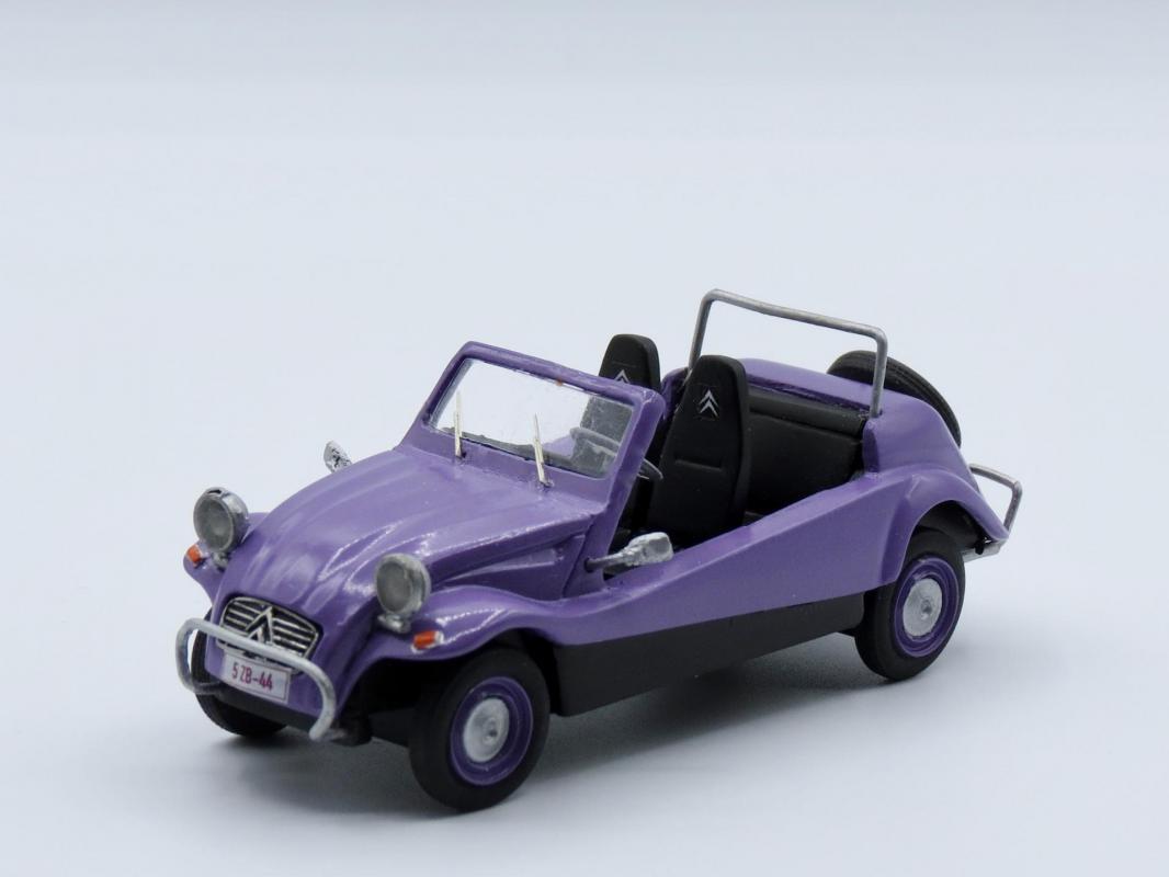 1970 2 cv buggy belge