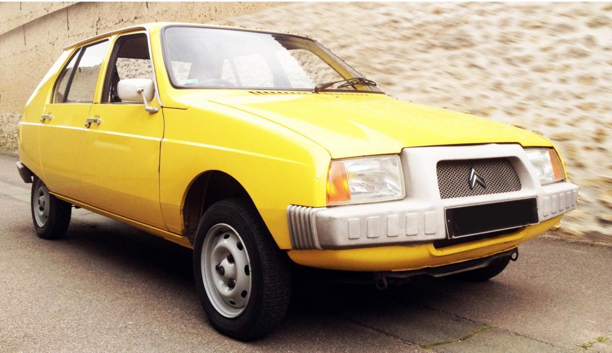 1978 Citroën VISA Special
