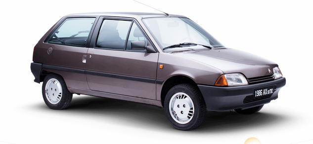 1986 Citroën AX
