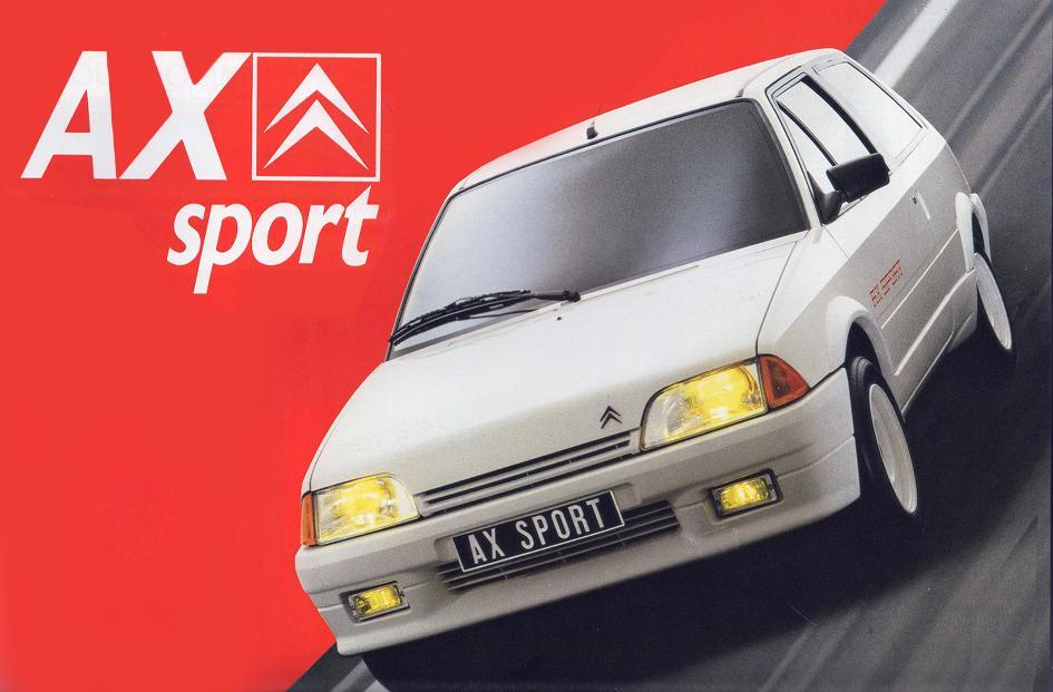 1987 AX Sport phase 1