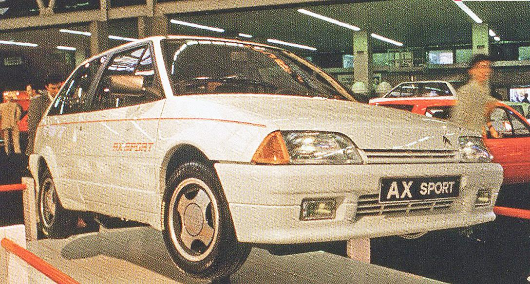 1988 AX Sport phase 2
