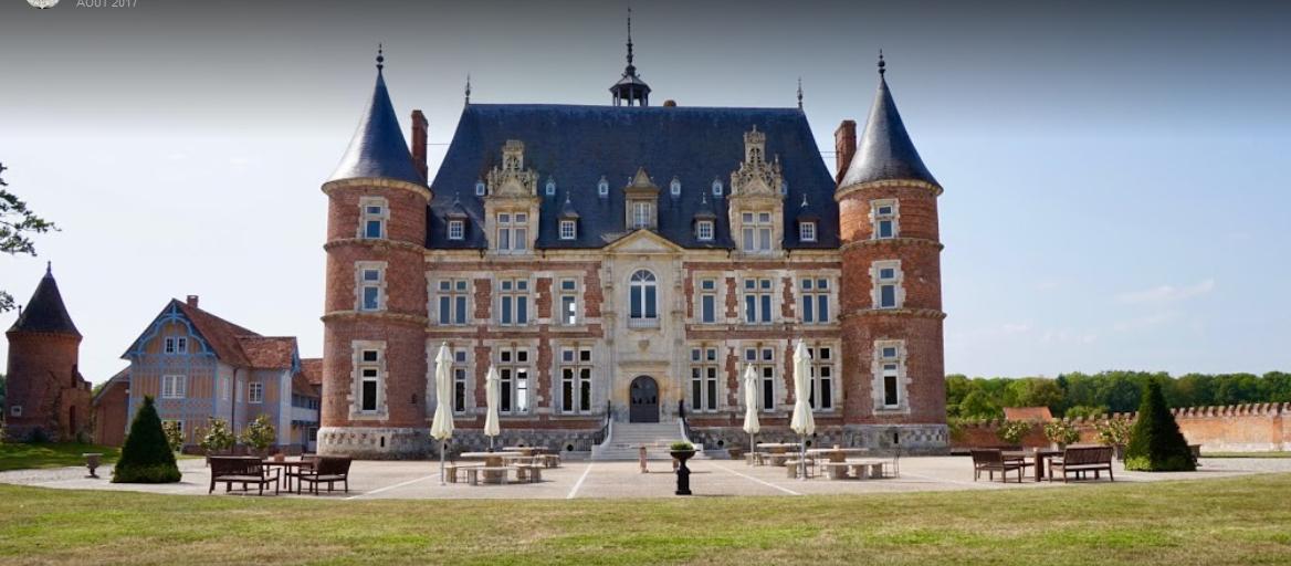 Château de Tilly à Boissey le Châtel