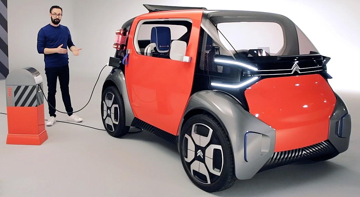 Citroen ami one concept 1