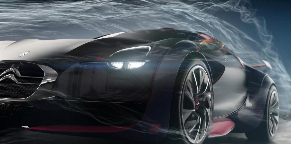 Citroen survolt concept 2010 design exterieur 17