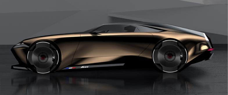 Ds sm 2020 automobiles design 50 ans geoffrey rossillion