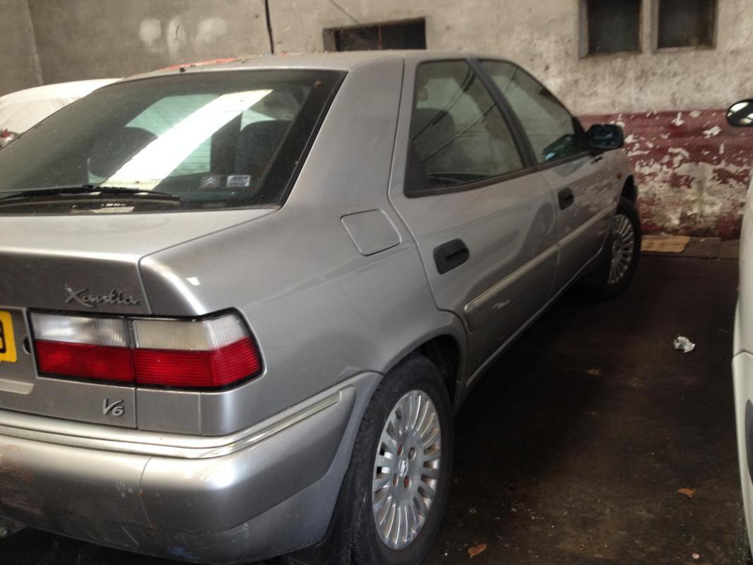 1998 Xantia V6