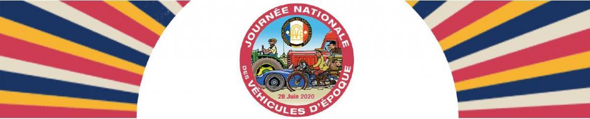 Journée Nationale Véhicules d'Epoque 2020