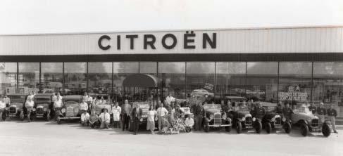 La saga Citroën 2