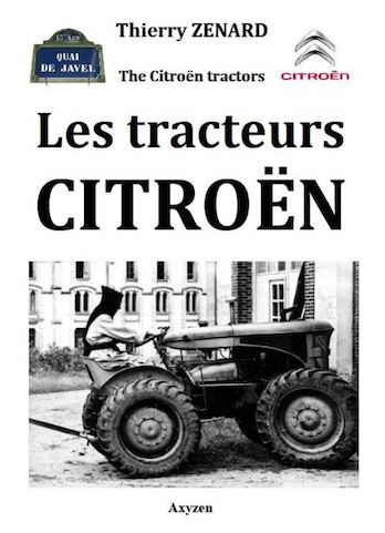 Les tracteurs citroe n
