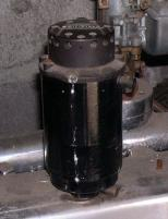 Magneto Vertex Scintilla 6 cylindres