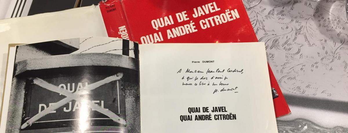 Pierre Dumont Quai Javel