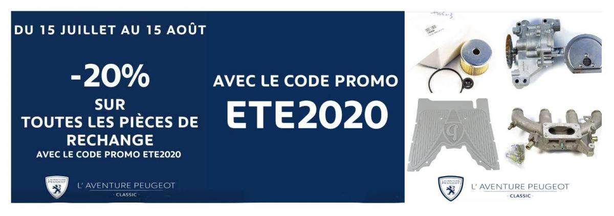 Promotion PR Citroën HERITAGE Classic 2020