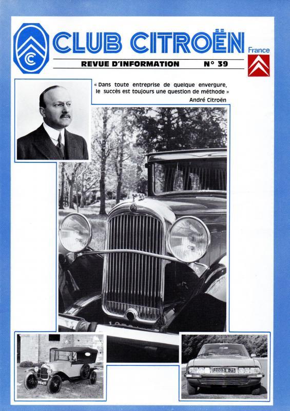 Revue ccf n 39