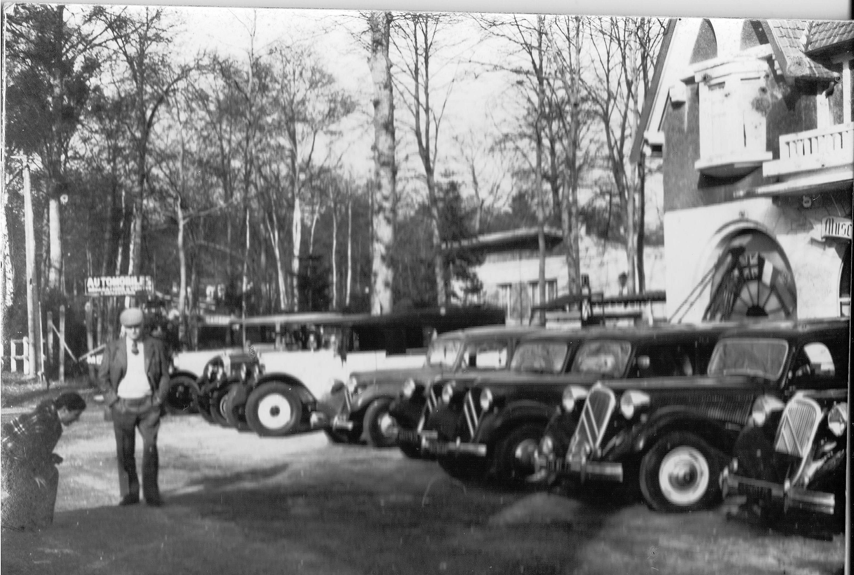 10 septembre 1972 Musée Auto de Clères