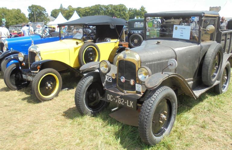1922 Citroën C3 5HP