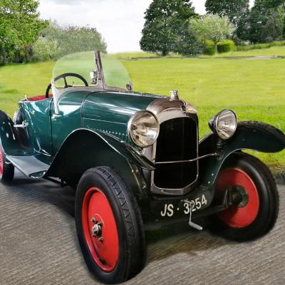 1923 Citroën B2 Caddy