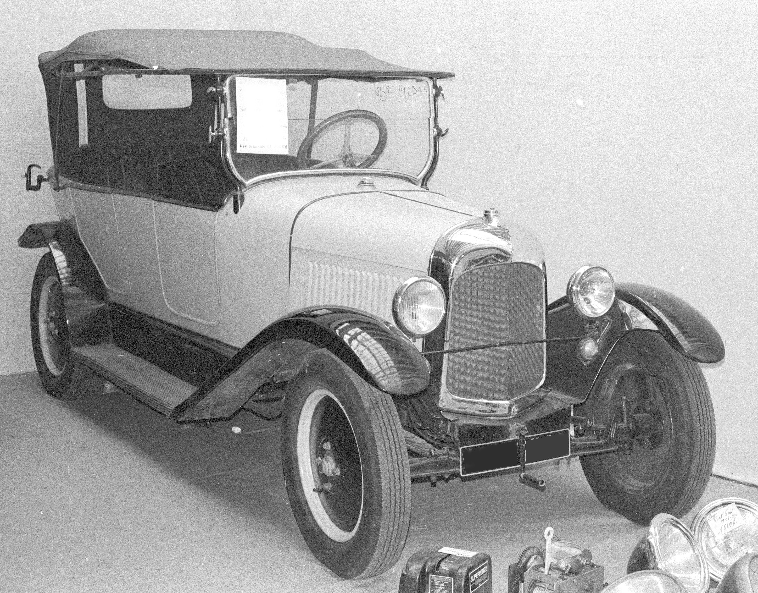 1923 Torpédo B2