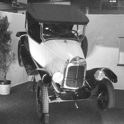 1923 Torpédo 2 places 5HP Type C2