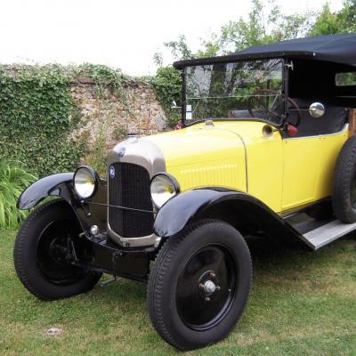 1925 10HP Type B2 normande