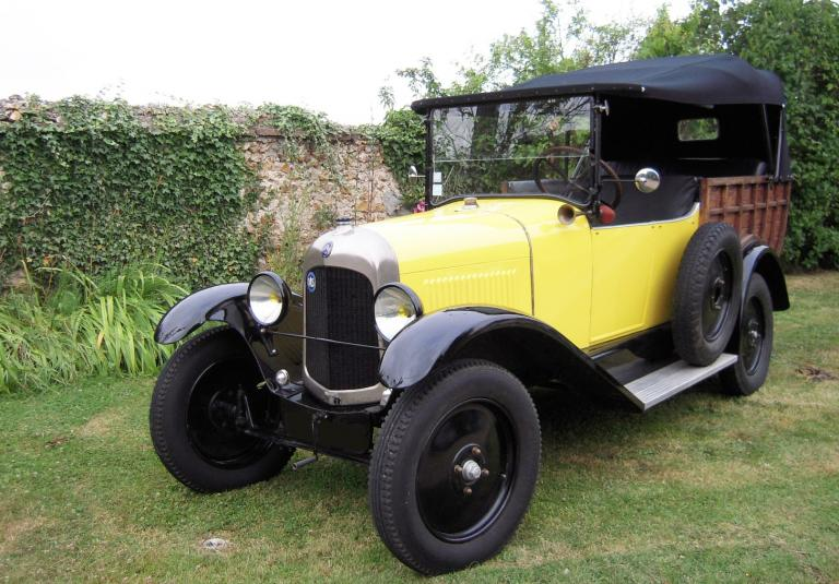 1925 10HP Type B2 normande