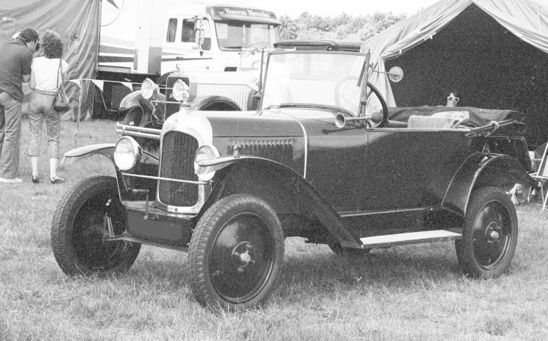 1925 5HP Trèfle