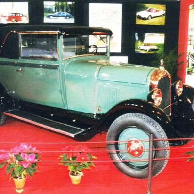 1927 B14 cabriolet 2 places