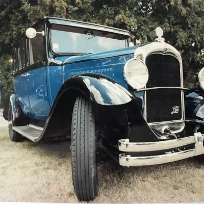 1930 Citroën C6
