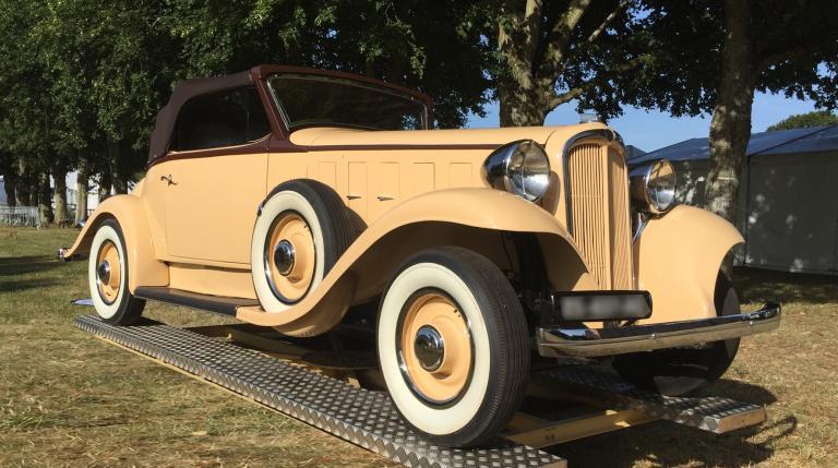 1933 Rosalie 'Speedster
