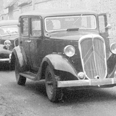 1934 Citroën 8 NH