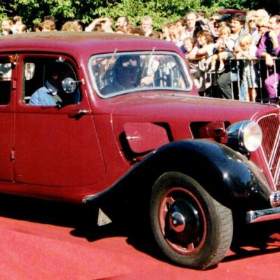 1938 Traction 11BL