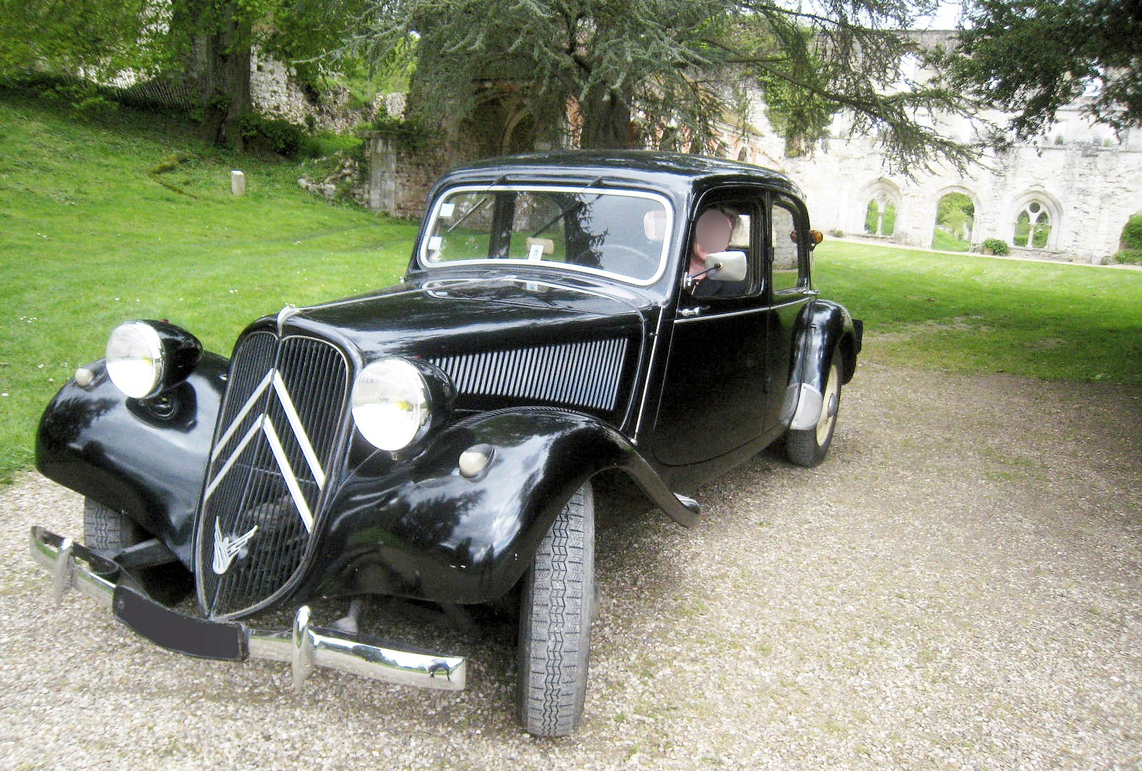 1950 Citroën Traction 11BL