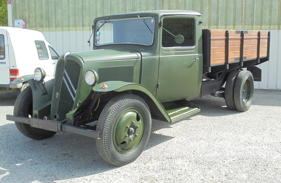 1951 Citroën U23
