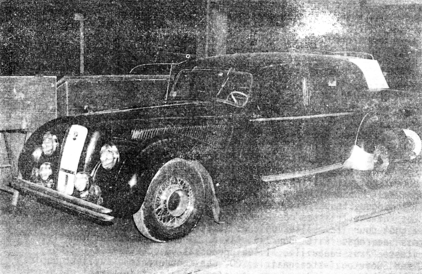 1952 Traction 15 spendilux