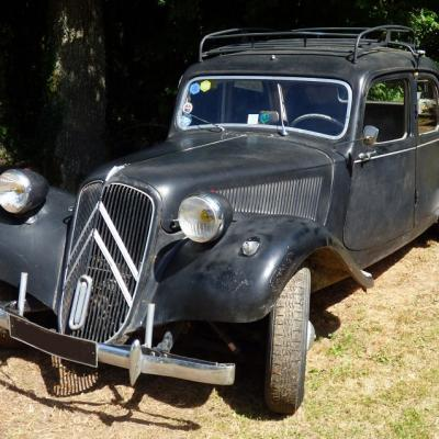 1954 Citroën Traction 11 B