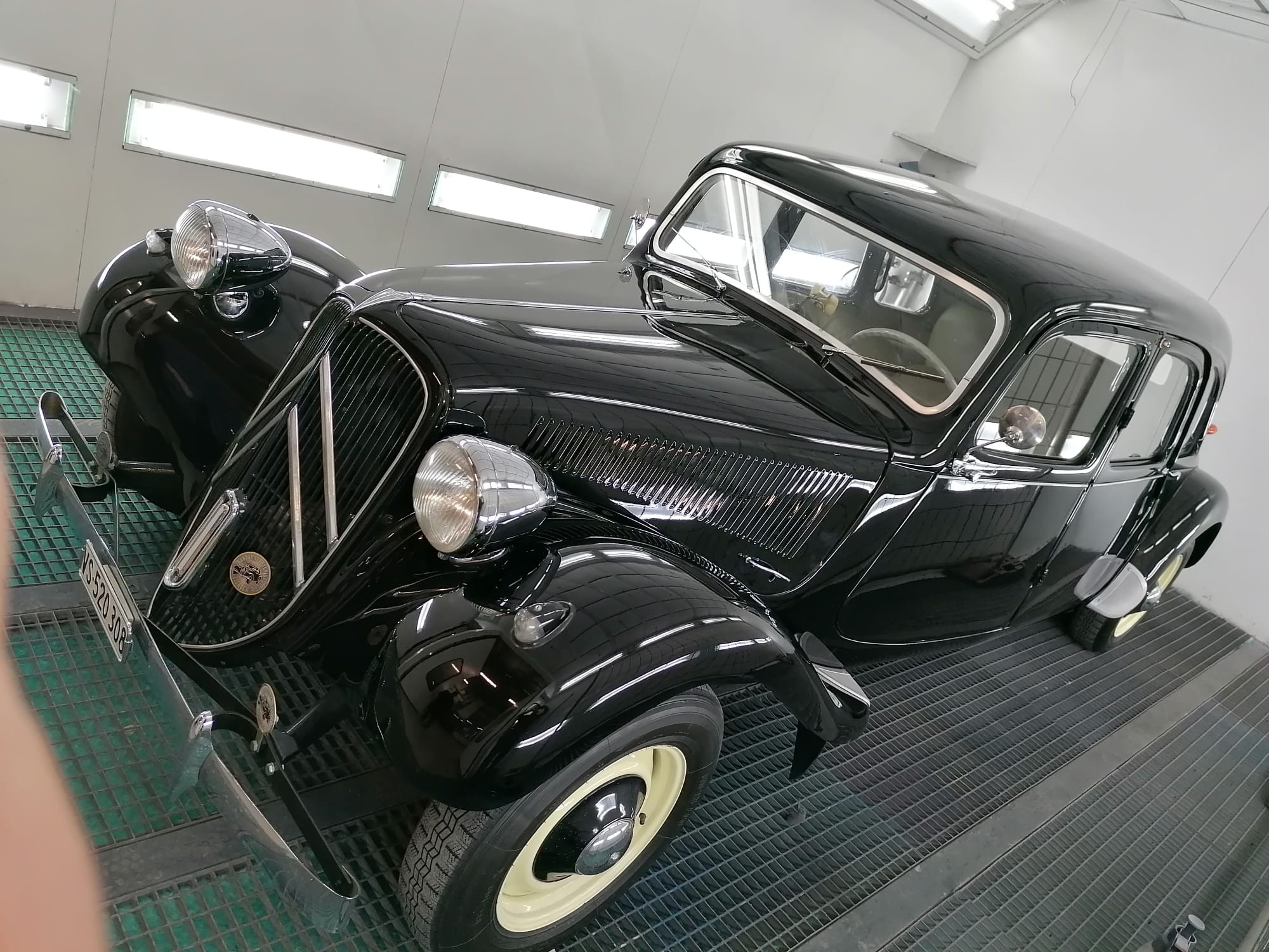 1954 Traction 11 C