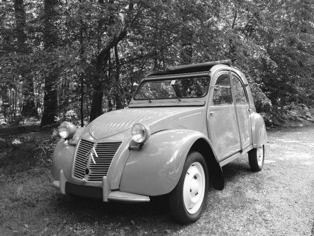 1956 2CV AZ
