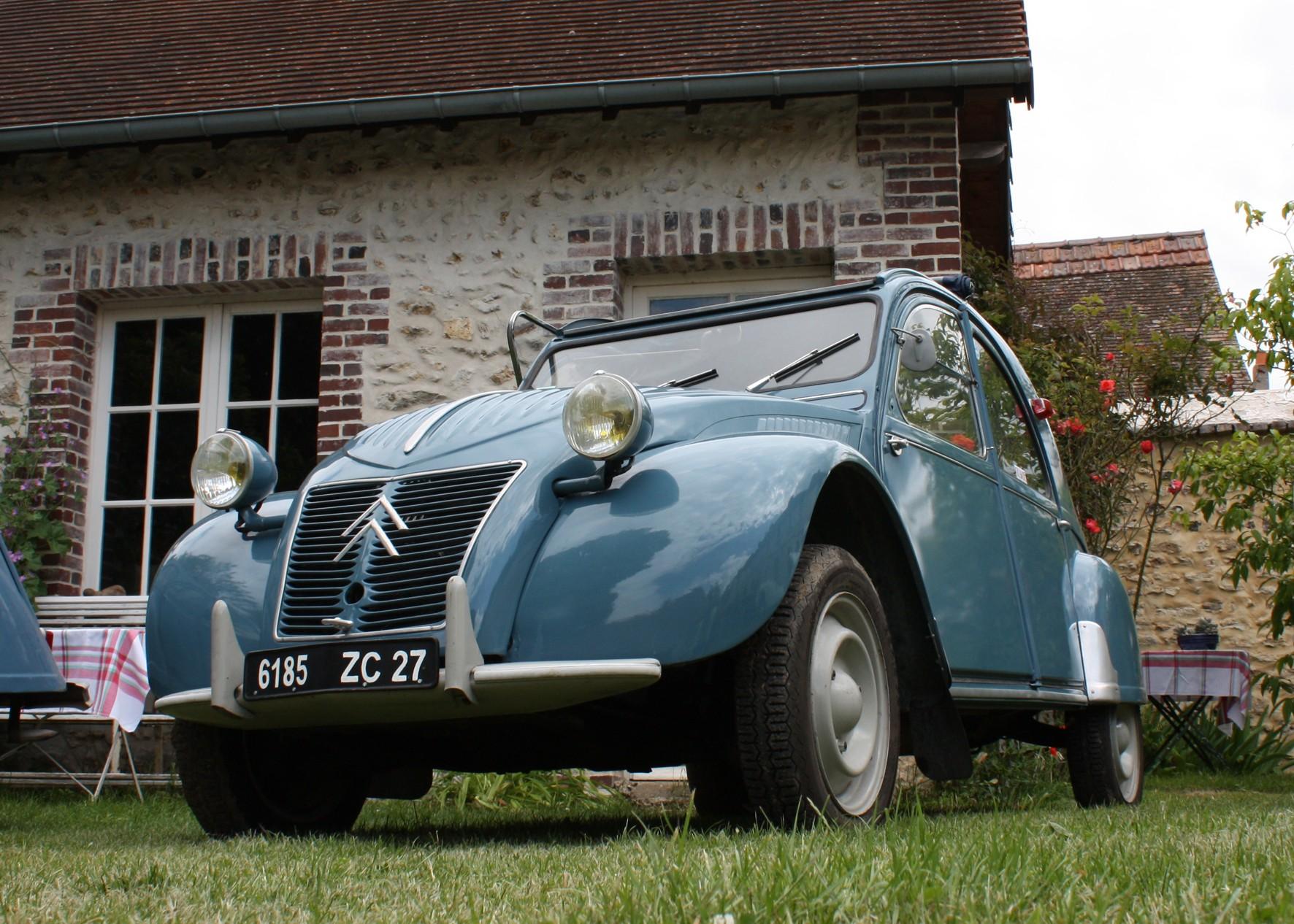 1956 Citroën 2CV