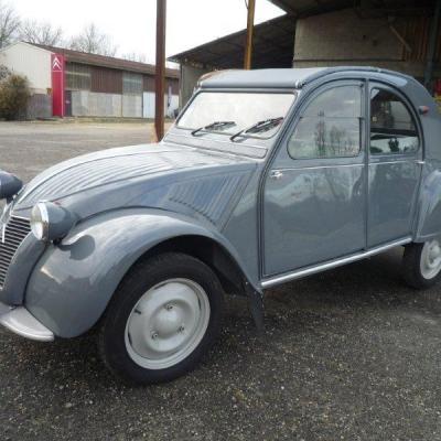 1957 2CV AZ