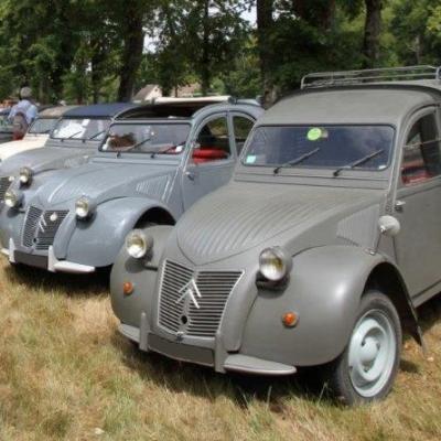 1959 2CV AZU