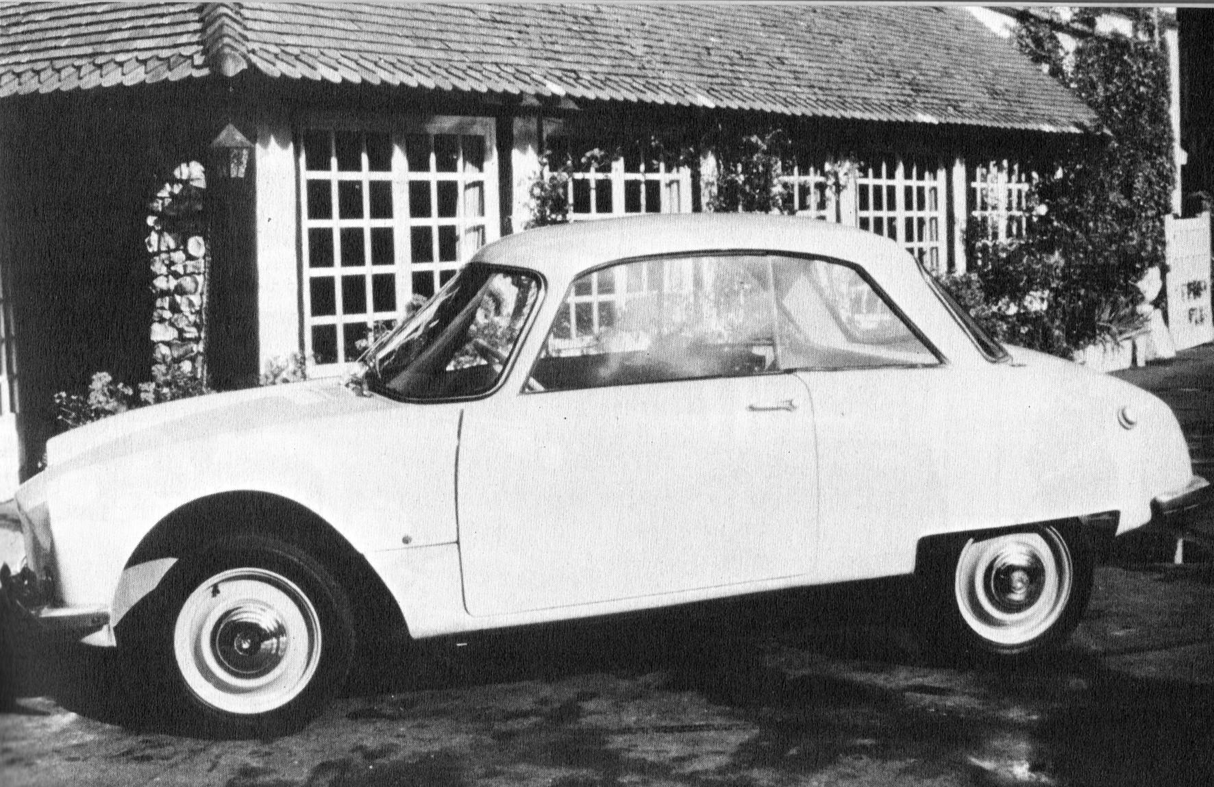 1959  2CV Citroën Bijou