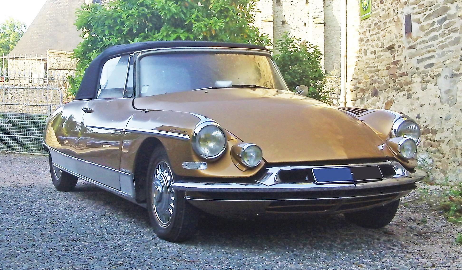 1960 DS Chapron