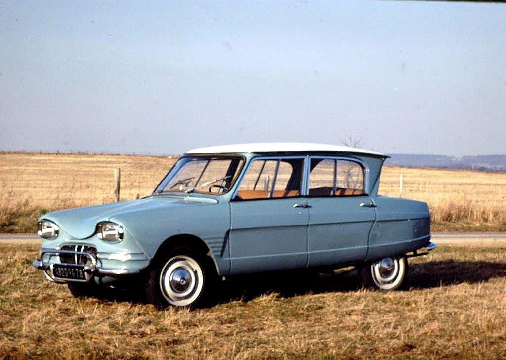 1962 Citroën AMI 6